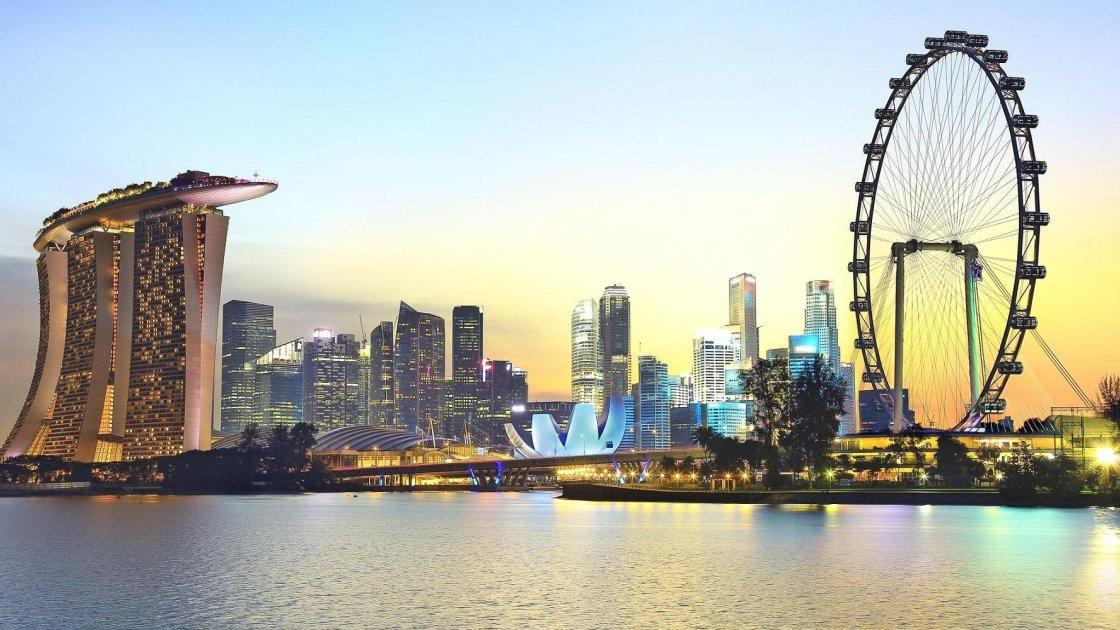 Стоповеры в Сингапуре (остановка во время тура) 3 дня/2 ночи