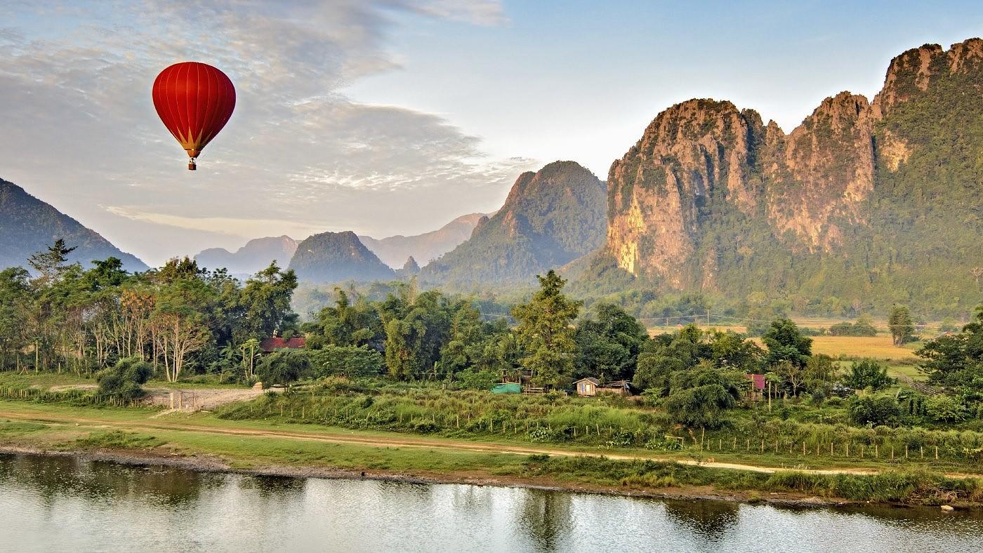 Авторский приключенческий тур в Северный Лаос с посещением этнических деревень!Новинка!