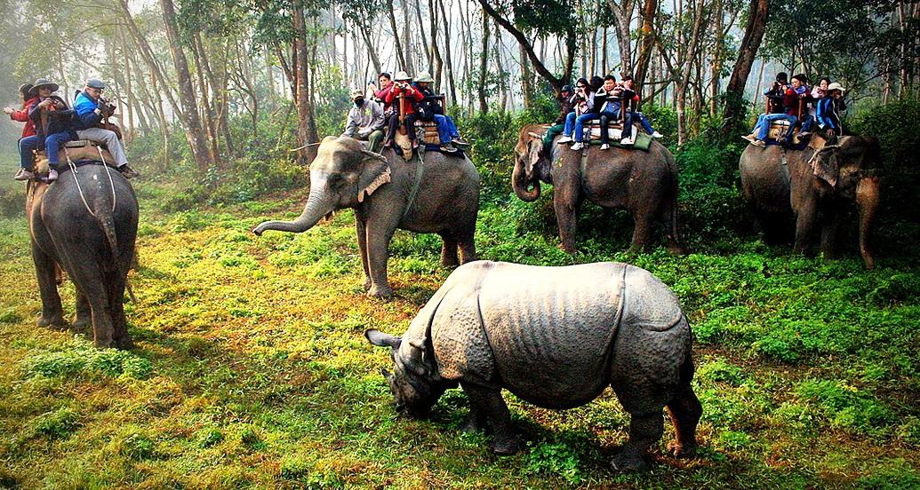 Золотой Треугольник Непала – групповой тур!
