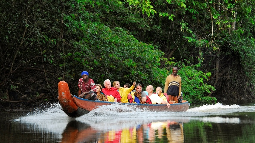 Река Верхнего Суринама