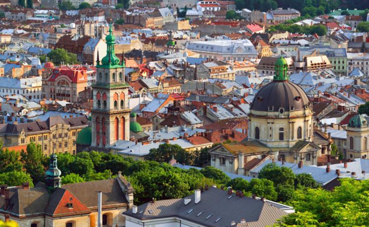 Волшебная и неописуемая Украина: Киев + Львов + Одесса ЛЕТО 2019