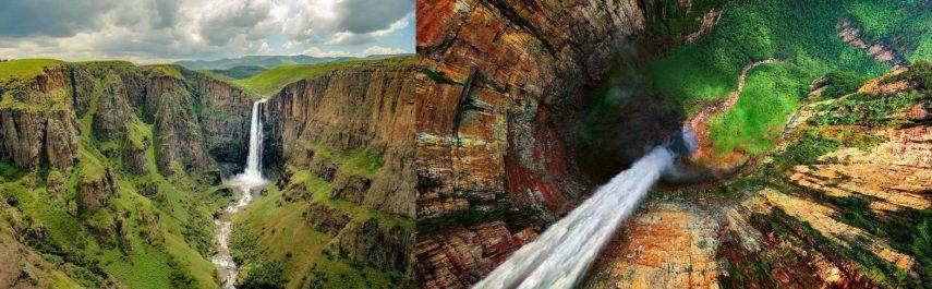 Путешествие сКалипсо посеми странам Южной Африки