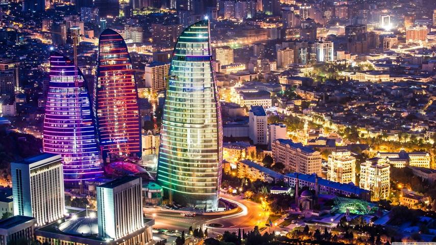 Выходные в Баку (4 дня / 3 ночи).Заезд каждую среду и воскресенье!