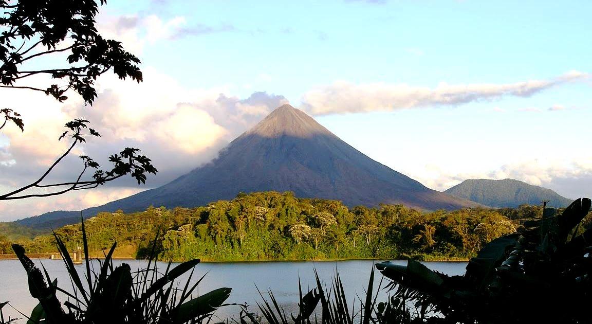 Вулканы и Тихий океан – яркий тур в Коста-Рику!