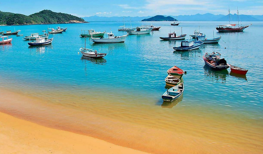 Незабываемая Бразилия