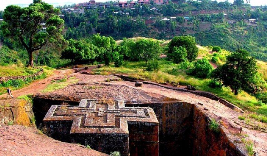 «Ковчег Завета» — путешествие по северной Эфиопии