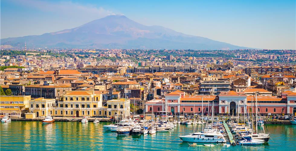 Мальта и о. Сицилия в одном туре!