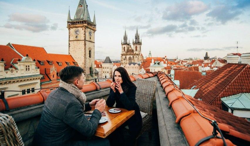 Выходные в Праге с экскурсиями, перелетом и питанием от 232 евро/чел