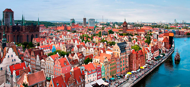 Вся Польша в одном туре!