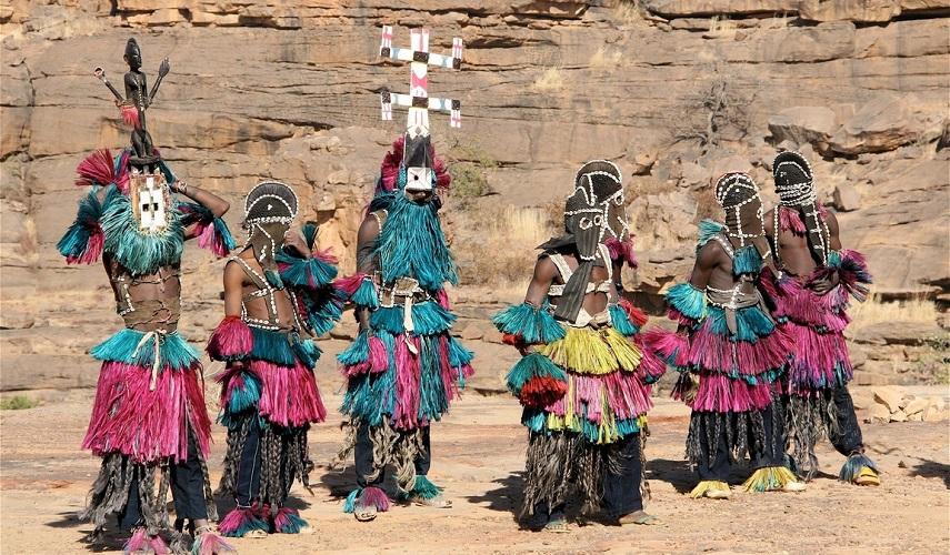 Тур в Бенин, Того, Гану и Буркина Фасо