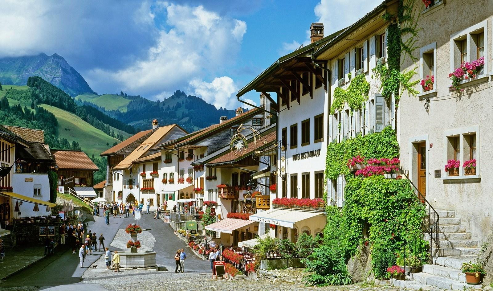 Неделя в Швейцарии (только 3 даты 20.07.19,10.08.19,21.09.19)