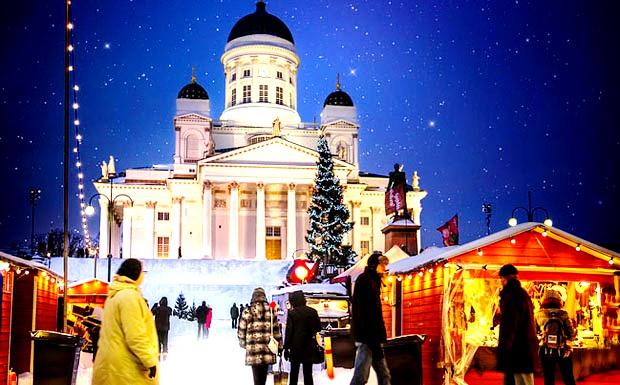 Новый год на пароме: Рига, Стокгольм, Хельсинки, Таллин! Автобус из Киева