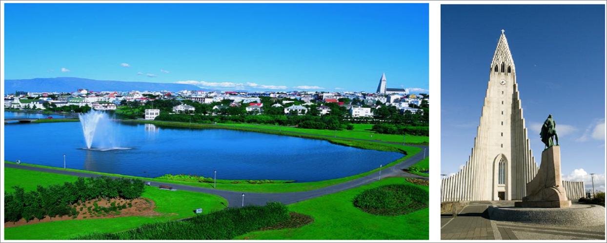 Майские 2019 в Исландии