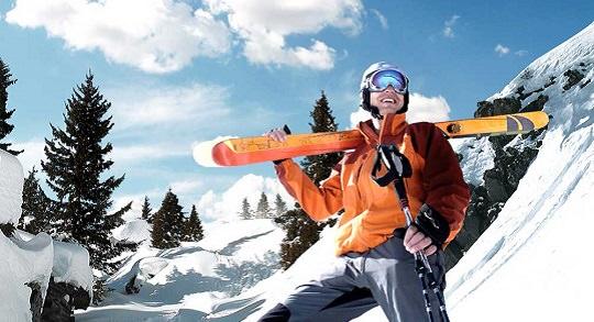 Новый год в Андорре, горнолыжный тур за 822€ с перелетом и питанием