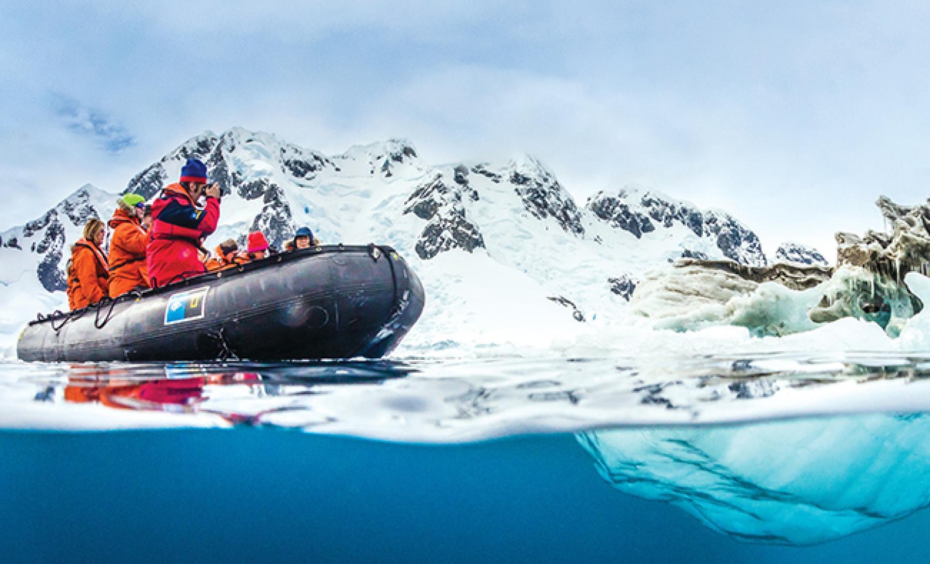 Антарктида – УКРАИНСКАЯ ГРУППА! Наблюдение за китами и исследование континента на новейшем экспедиционном судне «Hondius».