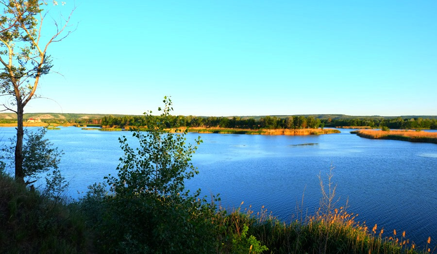 Голубые озера Черниговщины