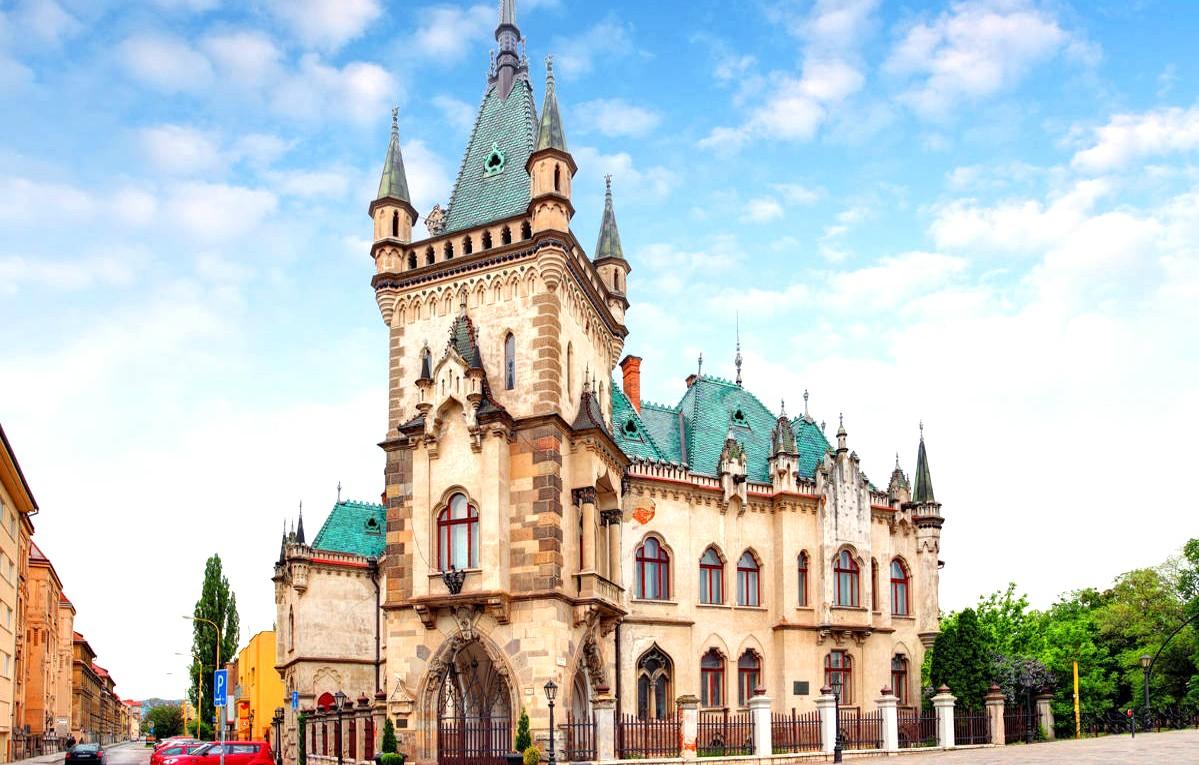 Ужгородское дефиле + Словакия на Покров