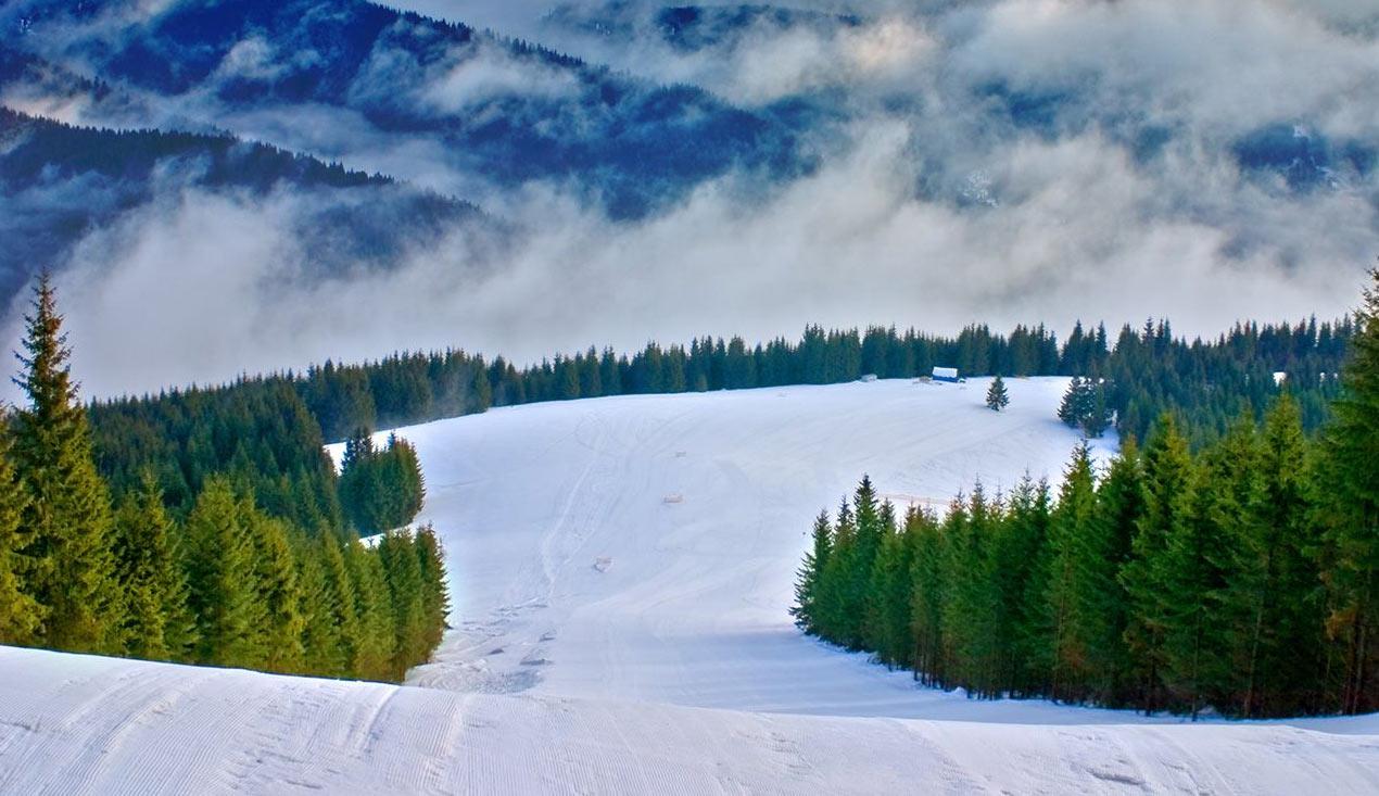 Неделька в снежных горах – лучший горнолыжный тур!