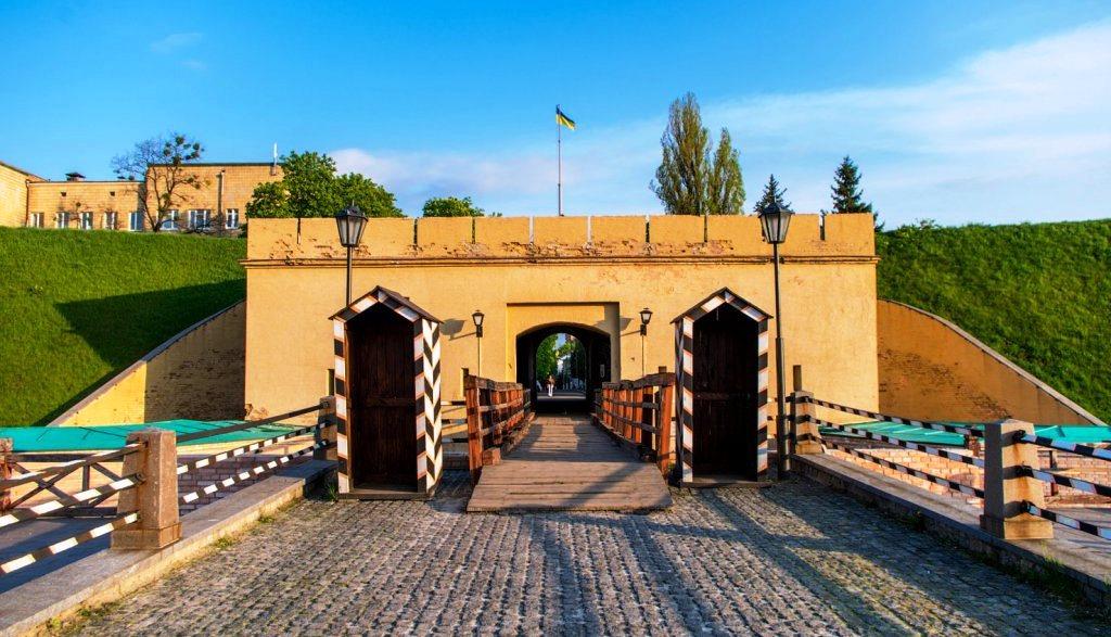 Укрепления столицы – экскурсия в Киевскую крепость