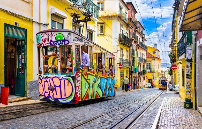WEEKEND в Лиссабоне (идеальный вариант тура в Португалию на выходные)