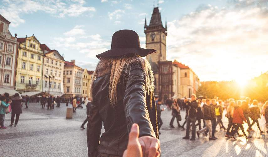 Выходные в  Праге+ Вена с экскурсиями, перелетом и питанием от 315 евро/чел