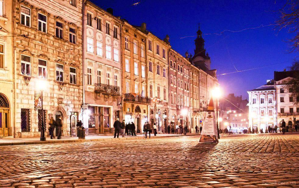 Новый год во Львове + 3 экскурсии в цене