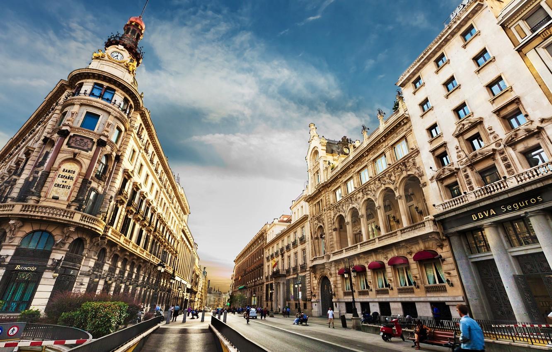 Выходные в Мадриде с перелетом и питанием от 510 евро