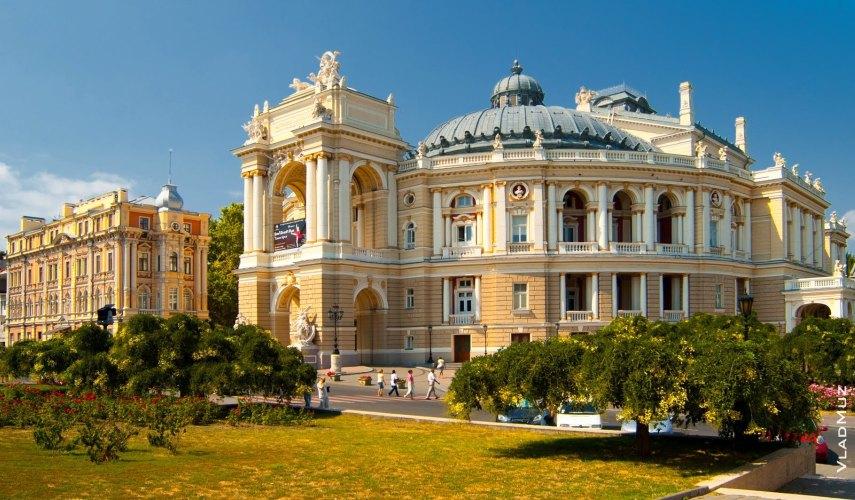 Золотой треугольник Украины: Киев + Львов + Одесса