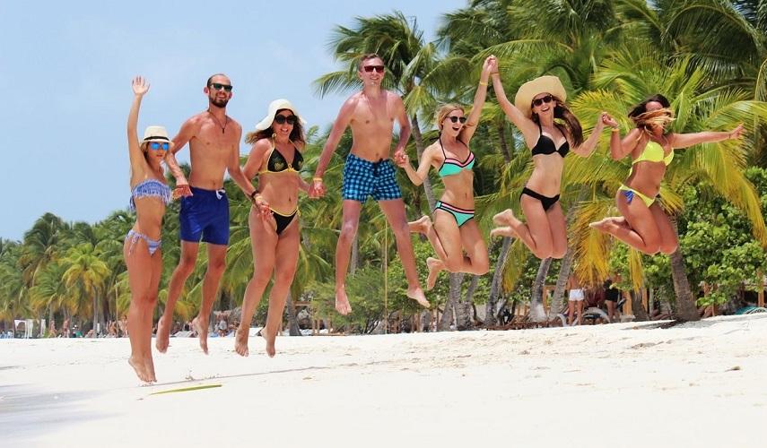Карибские пляжи и Доминиканская Республика