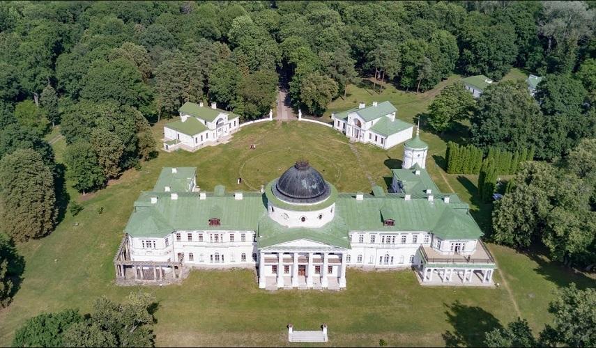 Качановка и Тростянец: музыка дворцов и парков