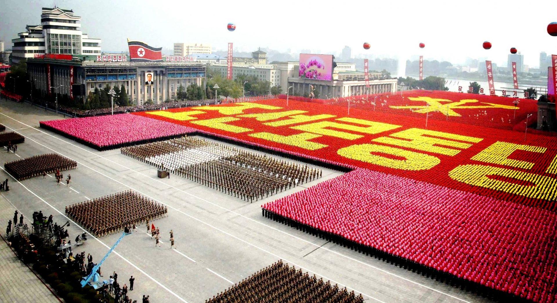 День Возрождения в КНДР – сборный групповой тур в Северную Корею!