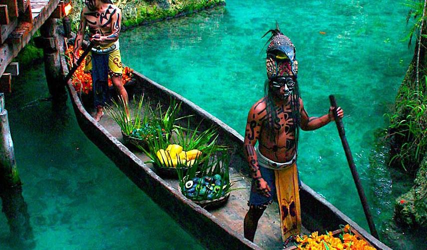 Мистическая Мексика– тур по всей стране!