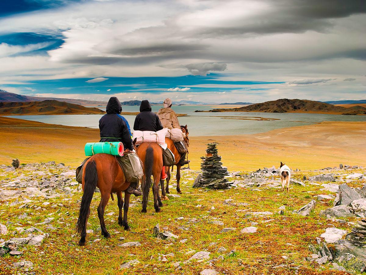 Монголия: от Хархорина до пустыни Гоби
