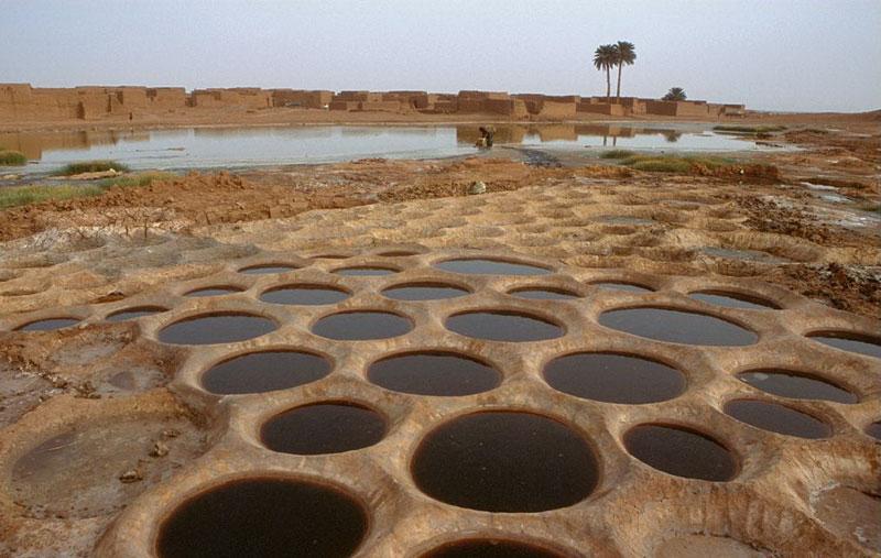 Нигер: горы Аир и Тенере