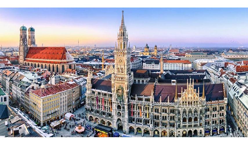 Немецкая сказка (Мюнхен + альпийские замки)