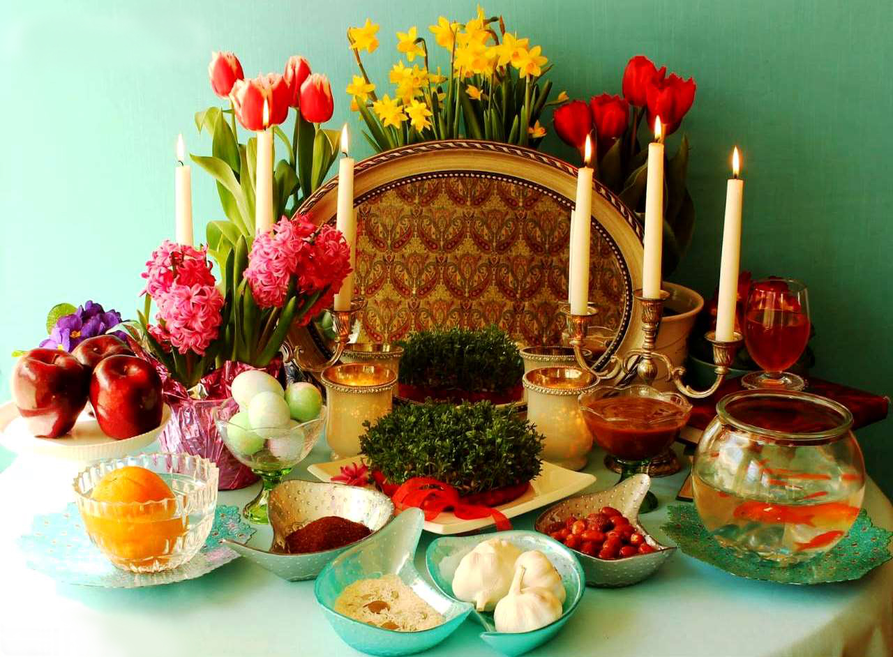 21 марта Иран празднует Новруз – Новый год!