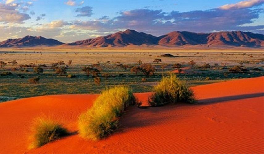 Путешествие с Калипсо по семи странам Южной Африки