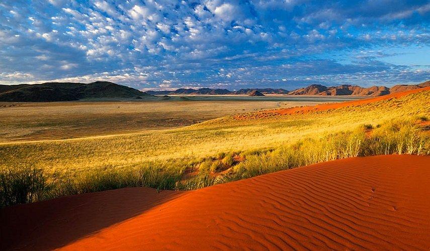 Намибия: классический калейдоскоп
