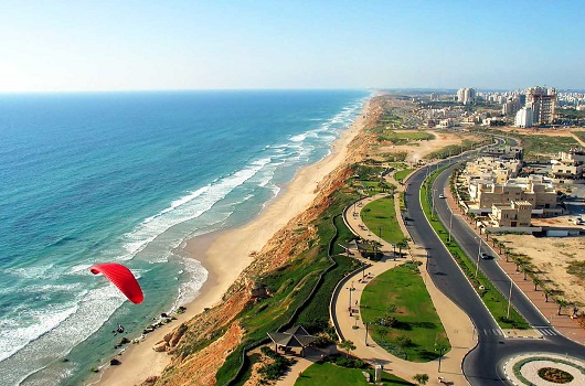Отдых в Израиле на Средиземном море с перелетом и питанием от 388 дол