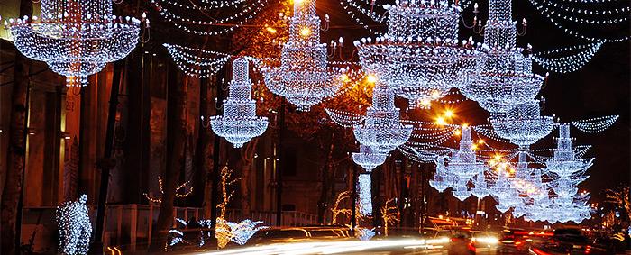 Новый Год  в Ереване + Грузия!