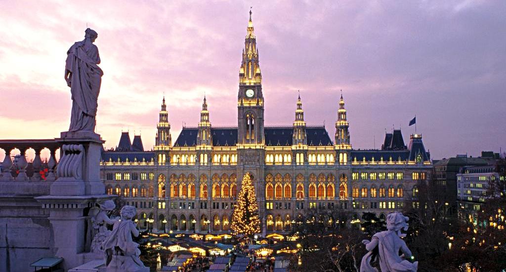 Новый год 2020 в Вене – авиатур! Вылеты с 27 по 31.12!