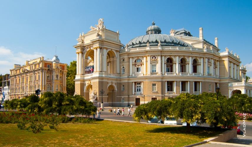 В Одессу, Вилково и старый Аккерман
