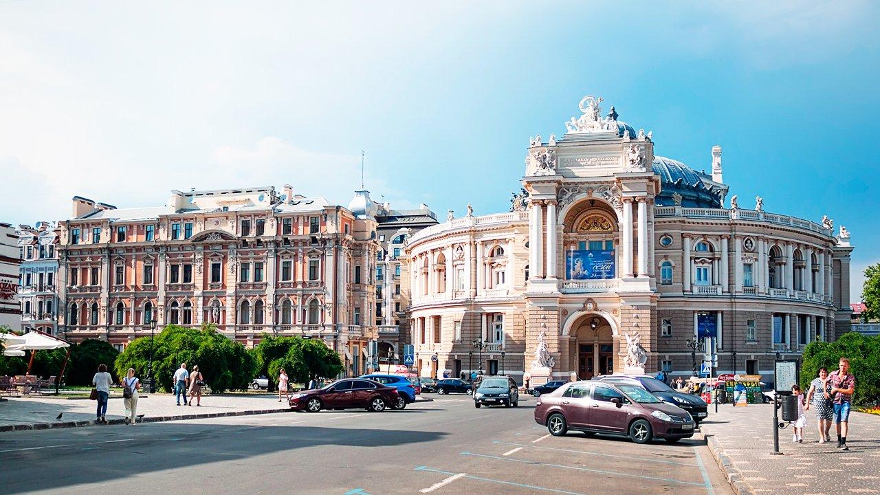 Выходные в Одессе: 4 дня/3 ночи – лучший weekend!