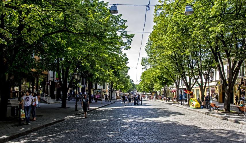 Выходные в Одессе (эконом-тур)