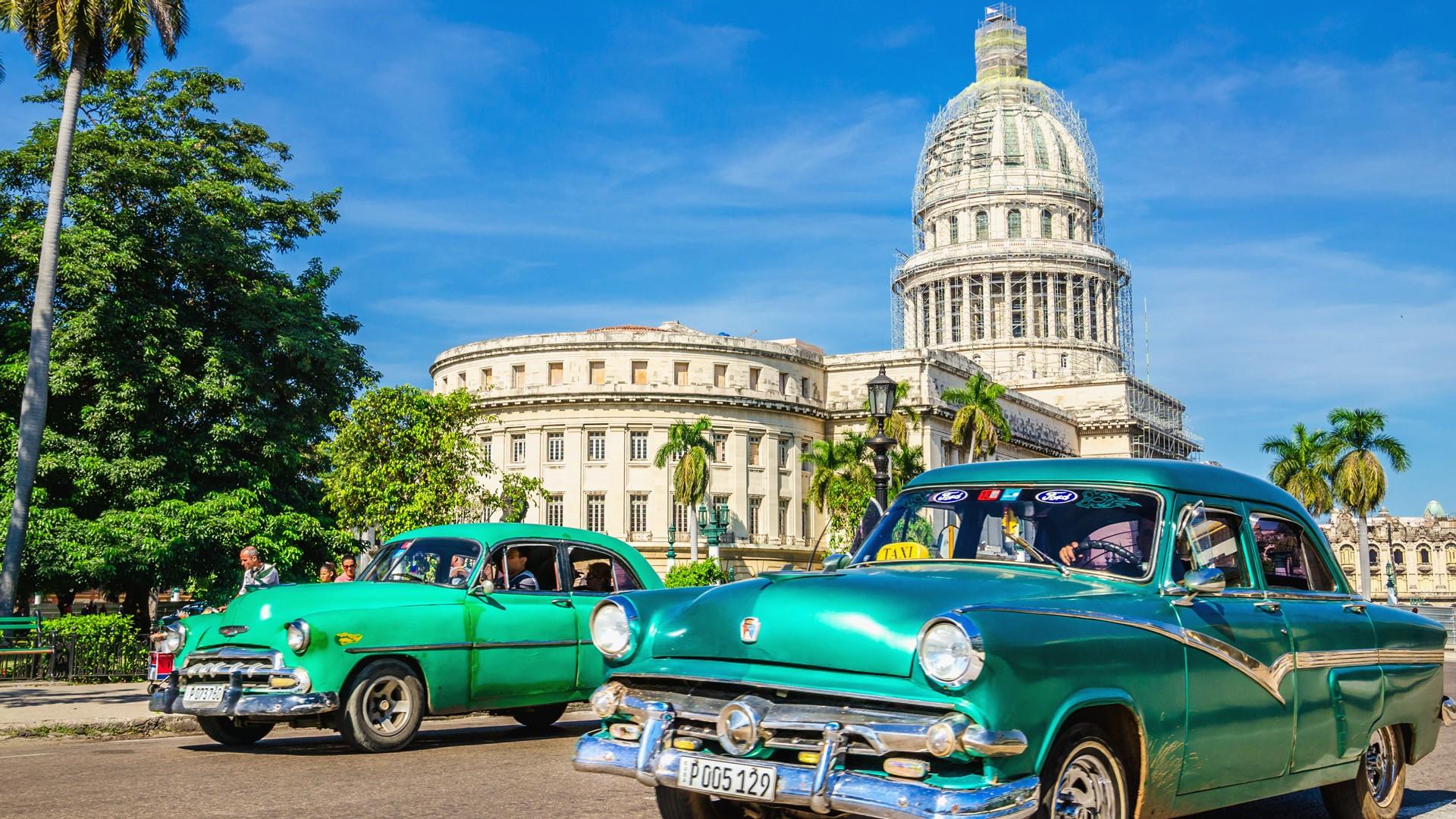Экскурсионный тур «Куба, захватывающий остров!» – Авиа из Киева