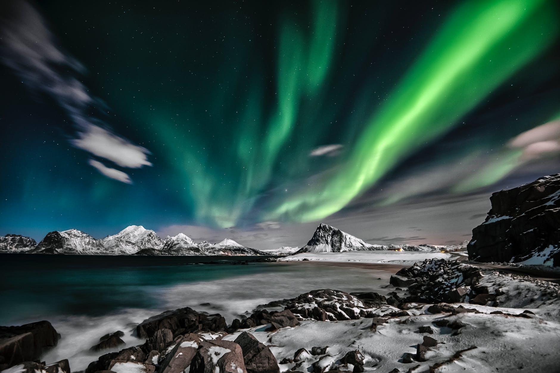 Тур — мечта в поисках Северного Сияния