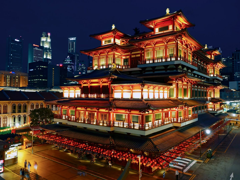 ОГНИ ДВУХ СТОЛИЦ: Сингапур – Куала Лумпур