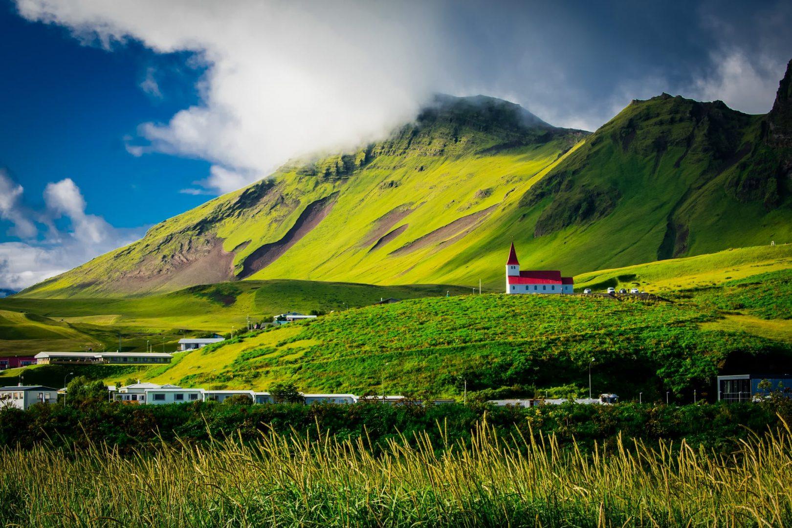 Майские праздники в Исландии (самый экономный тур) 2019