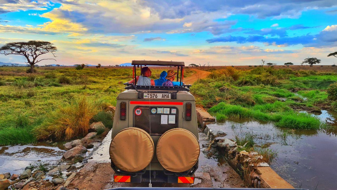 Открываем Танзанию: сафари в Серенгети и Нгоронгоро + Занзибар