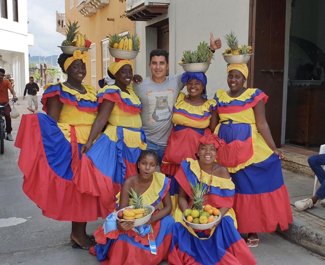 Майские праздники в Колумбии с ТО «Калипсо Украина»